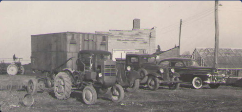 Yerico Farms Vehicles