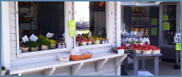 Farmstand Window